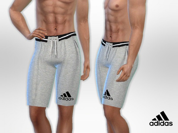 The Sims Resource: Male Shorts by Puresim