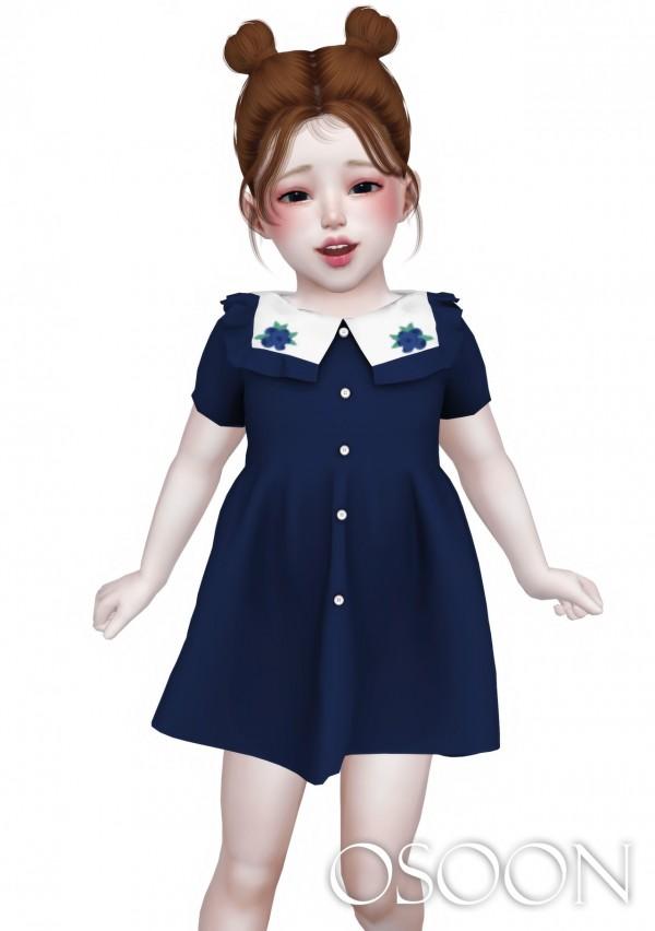 Osoon: CornPang Dress