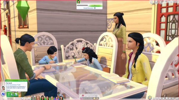 Mod The Sims: Overachiever Trait by sinus