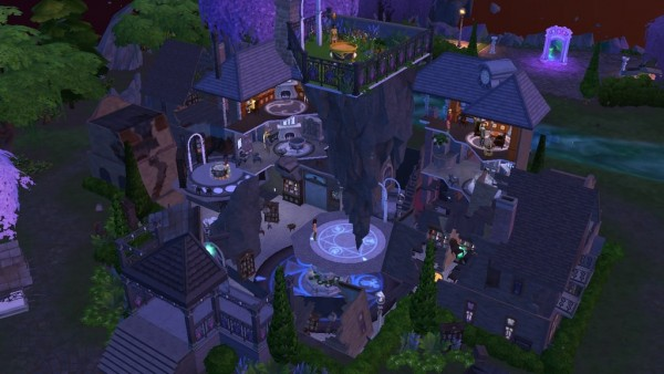 Mod The Sims: The Real Magic Realm by Iwillsee