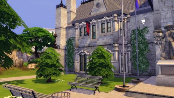 Ideassims4 art: 73 University of willow creek part 1