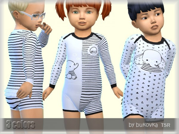 The Sims Resource: Combidress Elephant by bukovka