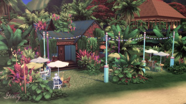 Gravy Sims: Rebuilt every lot in Sulani