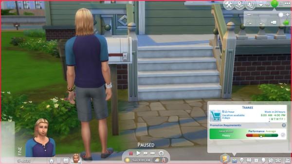 Mod The Sims: Retail Career — Rabbit Hole Career by CharmingBirch