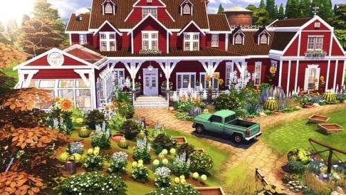 BereSims: Autumn Farm
