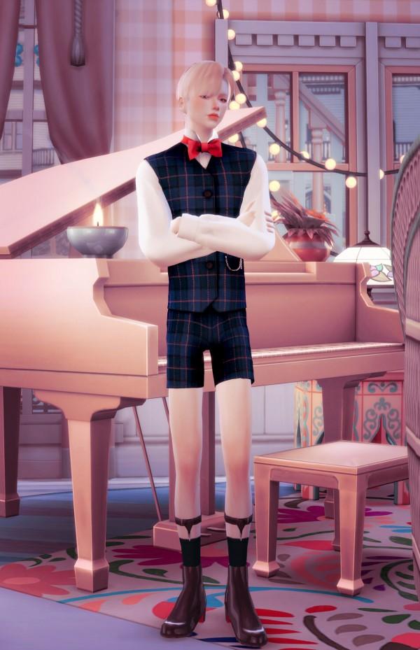 Chaessi: Male suit