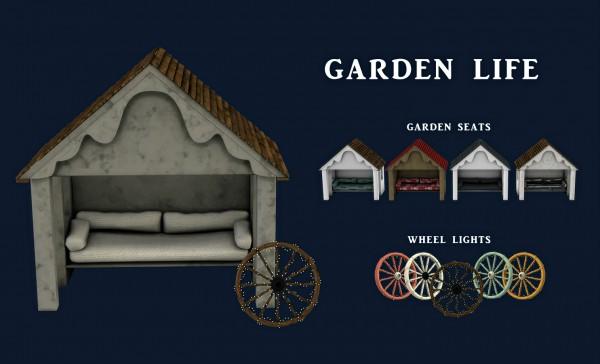 Leo 4 Sims: Garden Life
