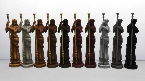 Mod The Sims: Magic Wooden Maiden by TheJim07