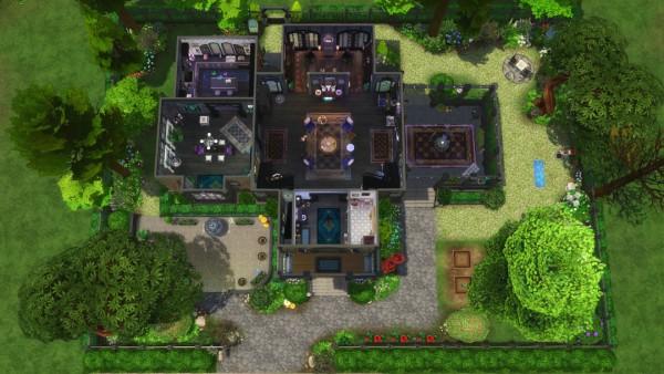 Jenba Sims: Ottavio Manor