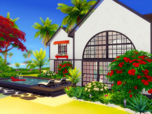 The Sims Resource: Moschino House   Nocc by sharon337
