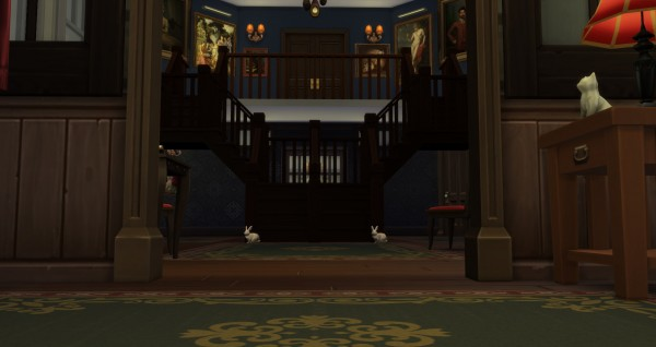 Mod The Sims Spellman Mortuary Chilling Adventures Of Sabrina By Tombraider Sims 4 Downloads