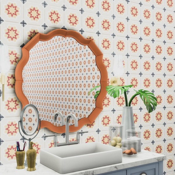 Simsational designs: Ornate Tiling