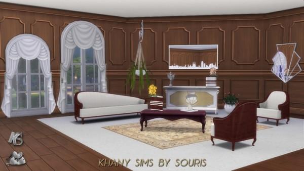 Khany Sims: Livingroom Jazz