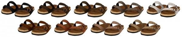 Lazyeyelids: Brickenstock arizona sandals