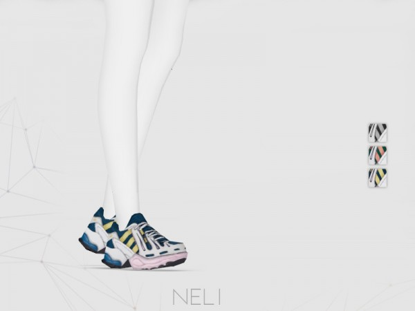 The Sims Resource: Madlen Neli Shoes by MJ95