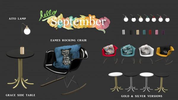Leo 4 Sims: Hello September