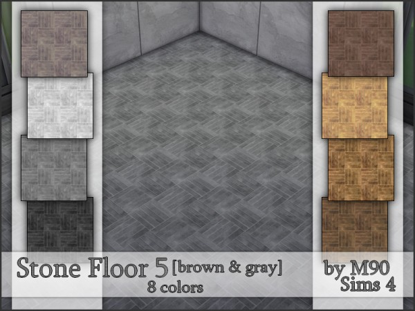 The Sims Resource: Stone Floor 5 by Mircia90