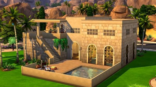Ihelen Sims: Eden by Rany Randolff