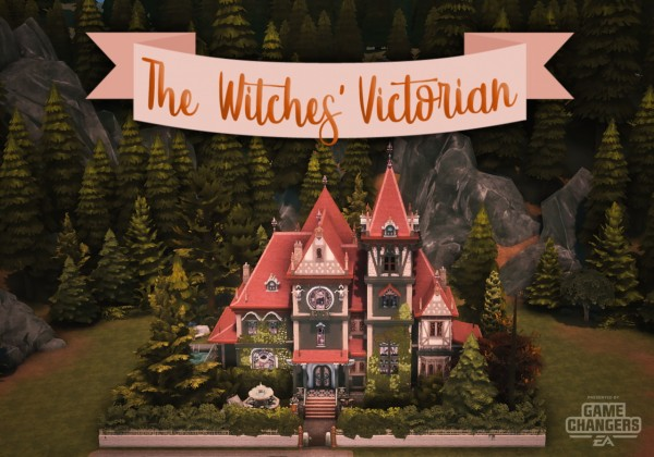 Miss Ruby Bird: The Witches' Victorian