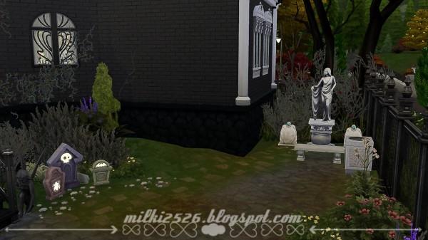 Milki2526: The black witchs estate   No CC