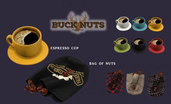 Leo 4 Sims: Espresso and Nuts