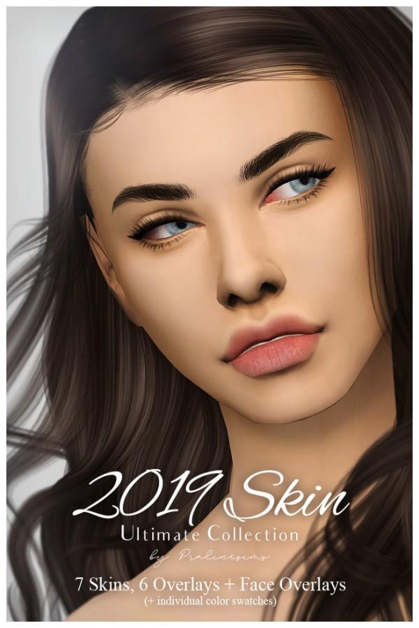 Praline Sims: 2019 Skin