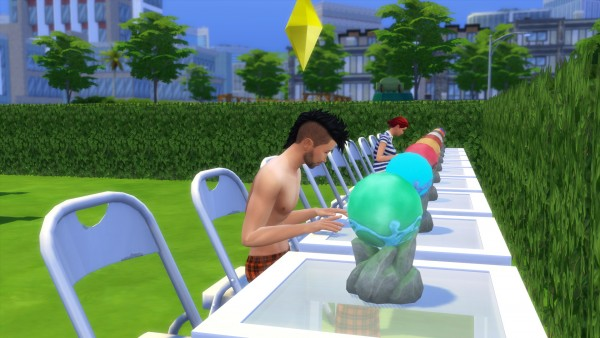 Mod The Sims: Realm of Magic Familiar Orb Computer by Teknikah