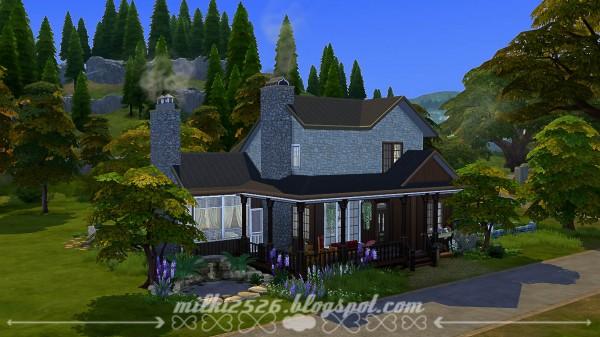 Milki2526: Cozy warm house