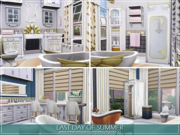 The Sims Resource: Last Day Of Summer by MychQQQ