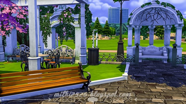 Milki2526: Park for lovers no CC