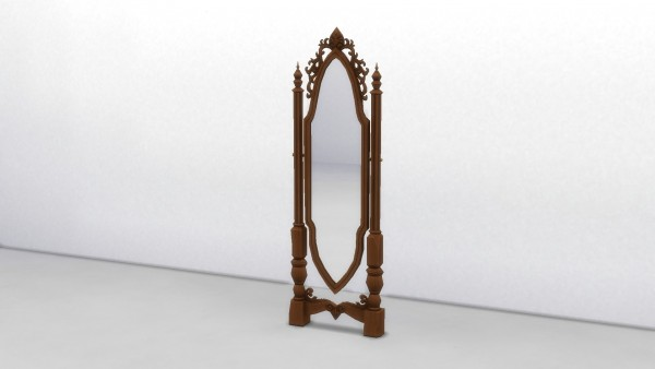 Mod The Sims: Medieval Mirror by TheJim07