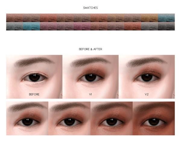 MMSIMS: Eyeshadow 1