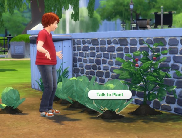 Mod The Sims: Harvesting for Children (Updated) by jackboog21