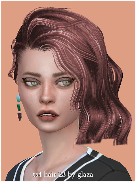 All by Glaza: Hair 23