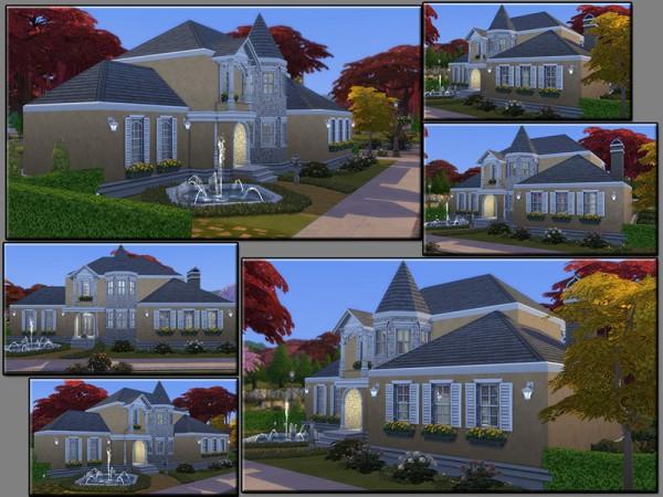 The Sims Resource: Mia Maria House by matomibotaki