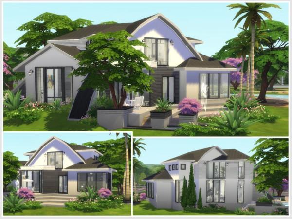 The Sims Resource: Villa Ajaccio by philo