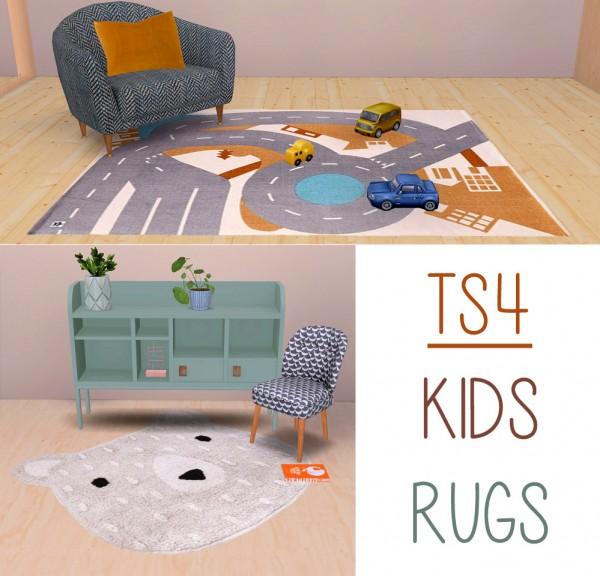 Riekus13: Kids Rugs