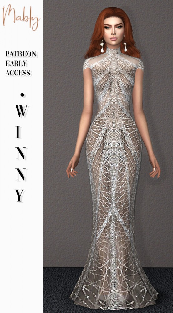 Mably Store: Winny dress