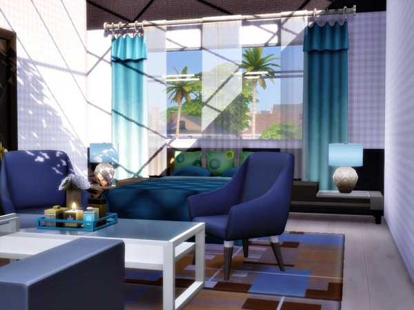 The Sims Resource: OXANA House by marychabb