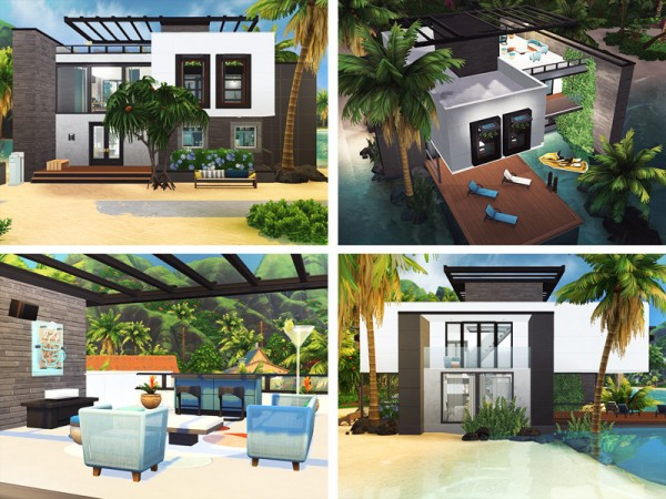 The Sims Resource: Rene House by Rirann