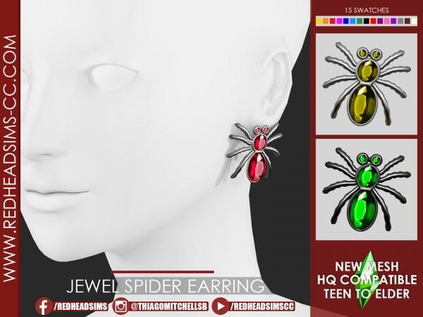 Red Head Sims: Basic halloween gift