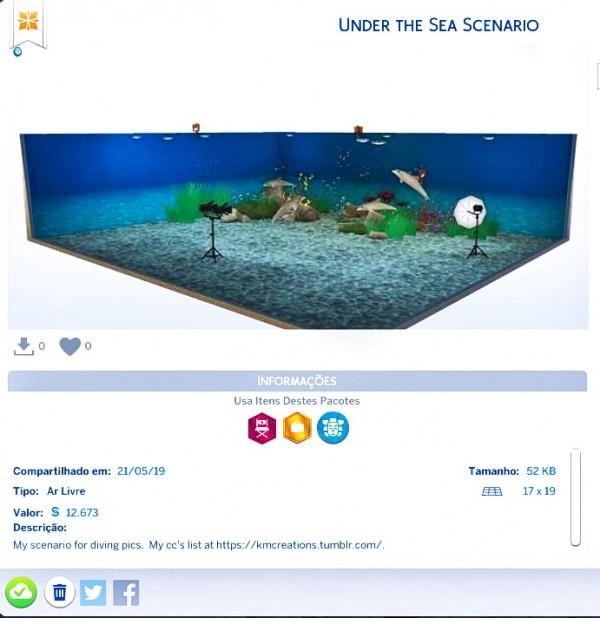 KM: Under The Sea Scenario