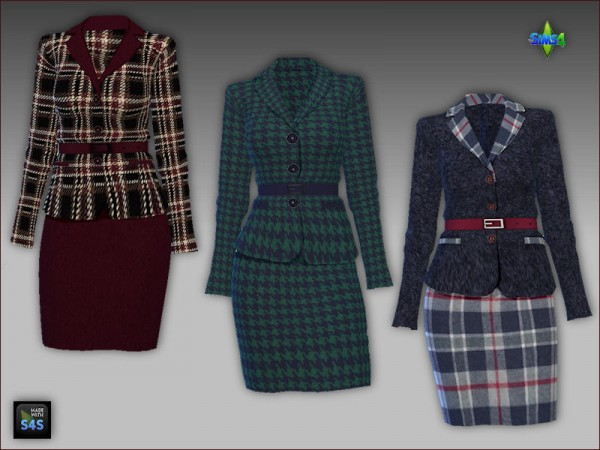 Arte Della Vita: Skirt with jacket