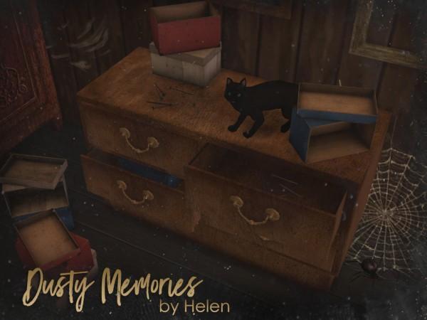 Helen Sims: Dusty Memories (Halloween gift)