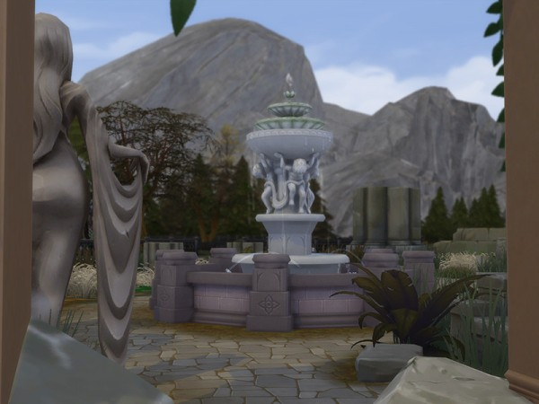 The Sims Resource: Misty Miracle Park by matomibotaki
