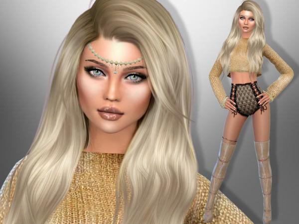 The Sims Resource: Makayla Cole by divaka45