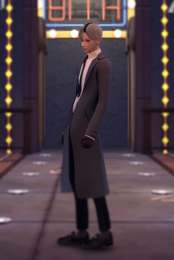 Chaessi: Tie Coat
