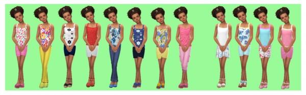 Sims 4 Sue: Camisole