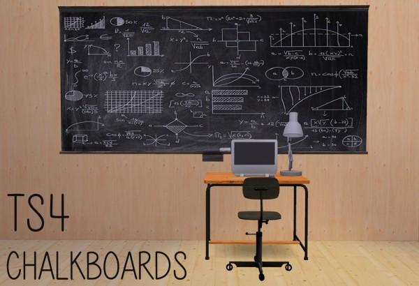 Riekus13: Bioshock blackboard