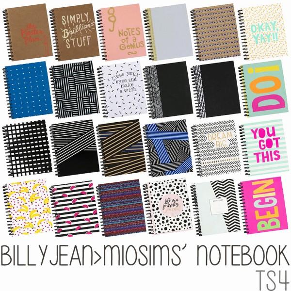 Riekus13: Leehee's notebook recolored
